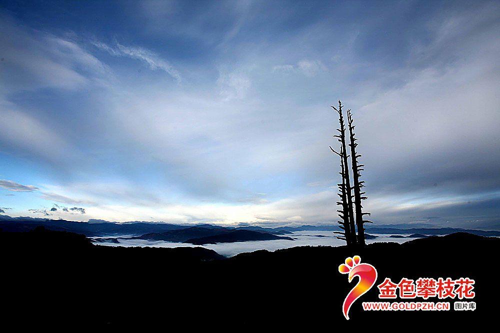 关山烟云风景区图片